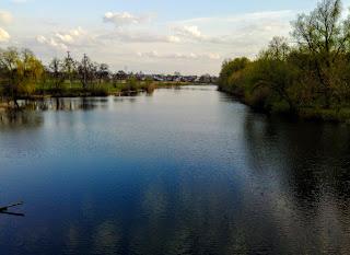 Миргород, Полтавська обл. Річка Хорол