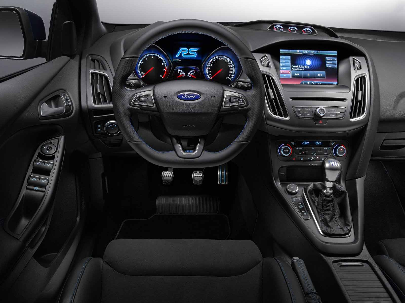 Novo Ford Focus 2016 interior