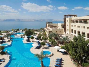 Dead Sea Marriott Resort & Spa, Jordan