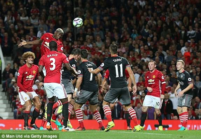 , Pogba and Ibrahimovic Dazzling Moment at Manchester United, Latest Nigeria News, Daily Devotionals & Celebrity Gossips - Chidispalace