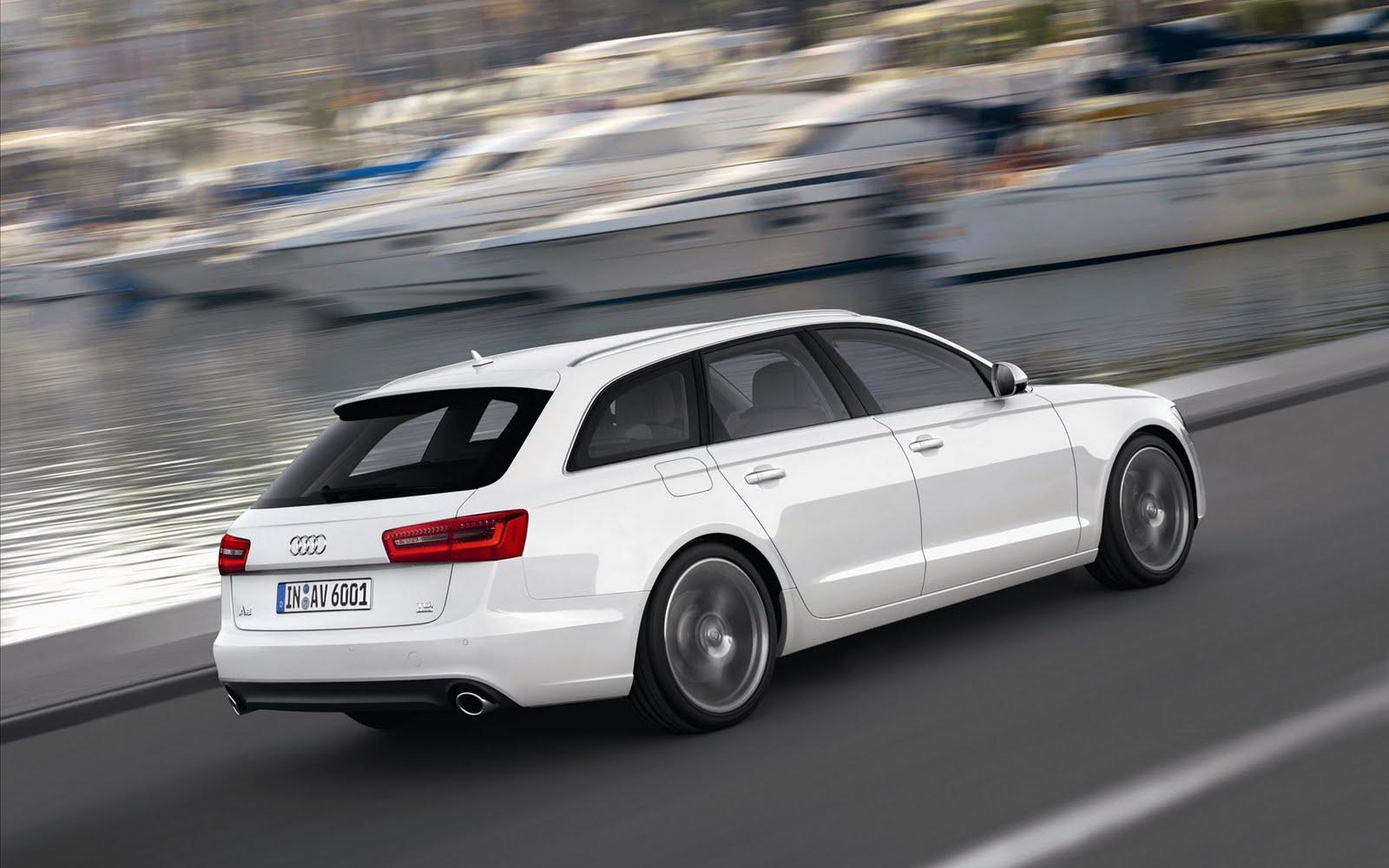 Audi A6 Avant 2012 Spec and ReviewCar Wallpaper Car Pictures