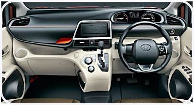 Toyota Sienta 2017 Specs