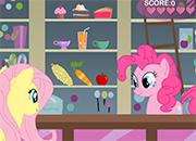 Pinkie Pie Sugarcube Corner Bakery