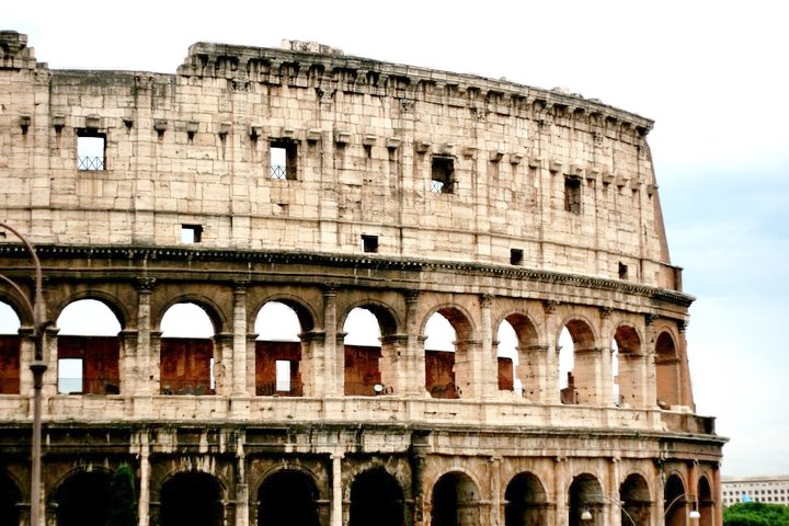A european citybreak to Rome
