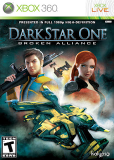 Darkstar One Broken Alliance (XBOX 360) 2010