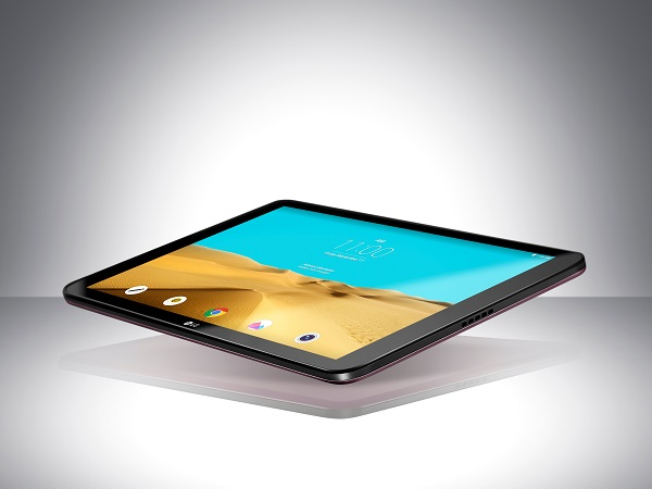 LG G PAD II 10.1 tablet with 10.1-inch screen, 2GB RAM and 7,400mAh battery announced