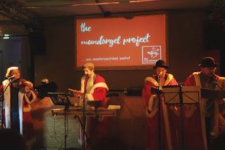 22.12.2017 Dortmund - Schauspielhaus: The Mundorgel Project