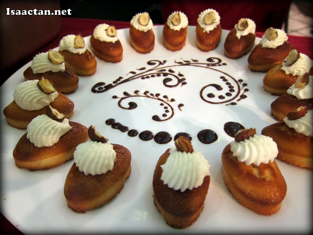 Financier Classic French Tea Cake