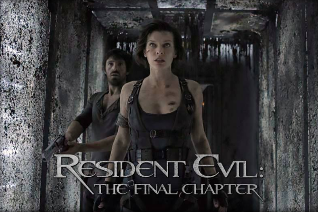 Film Resident Evil 6: The Final Chapter (2017)