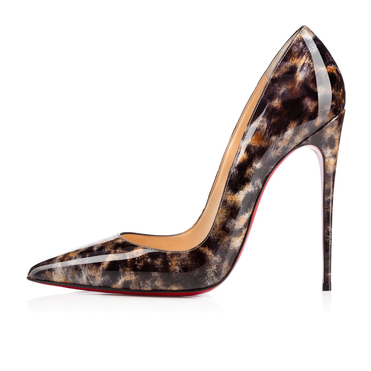 216e1d0824c9 CHRISTIAN LOUBOUTIN SO KATE BLACK VERNIS MOUCHETE PATENT - Reed ...