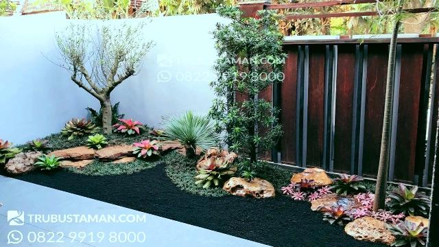 Tukang Taman Jakarta - jasa pembuatan taman kering