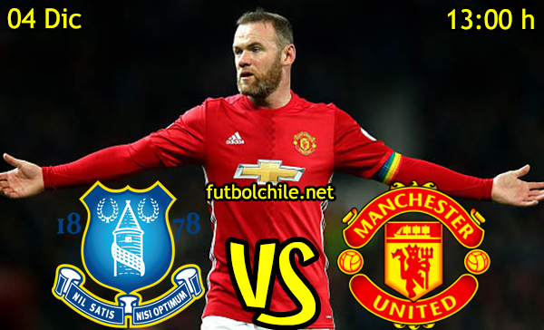 Ver stream hd youtube facebook movil android ios iphone table ipad windows mac linux resultado en vivo, online: Everton Inglaterra vs Manchester United