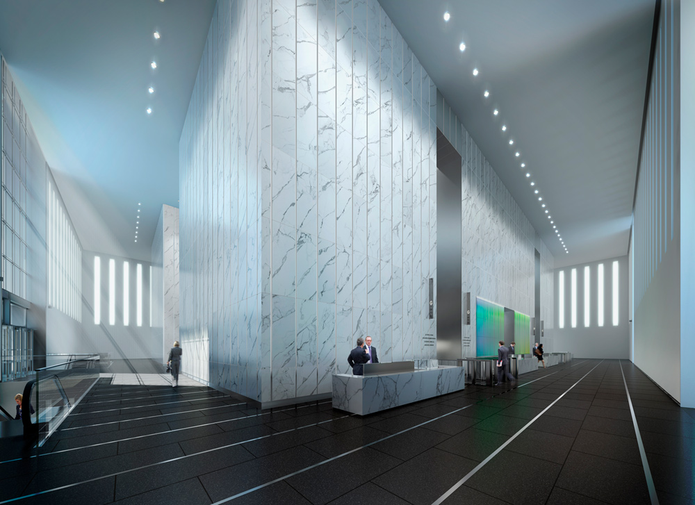 Center York Lobby Trade World 1 New Times
