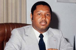 Jean Claude Duvalier
