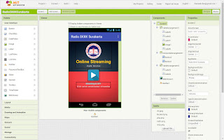 Membuat Android Radio Streaming Apps Tanpa Coding