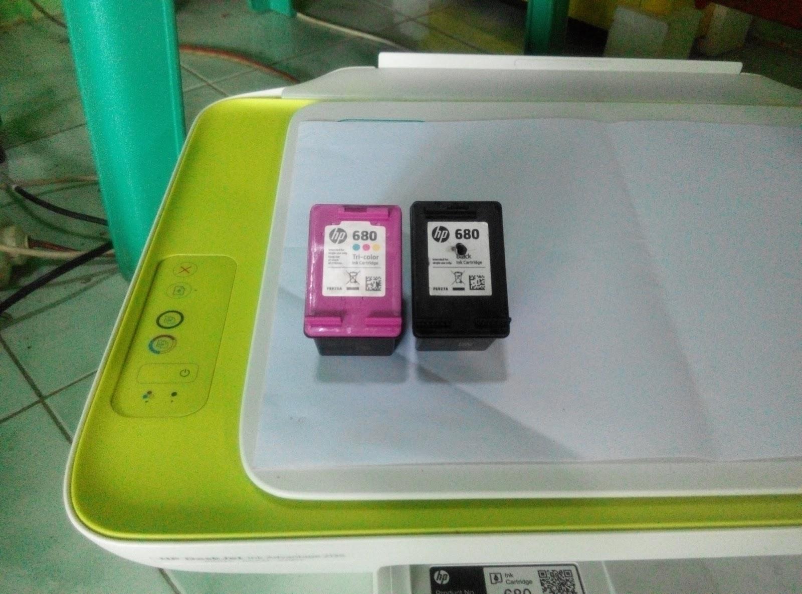 Cara Melepas Tinta Printer Hp Deskjet 2135 Info Seputar Hp