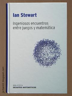 jarban02_pic076: Ingeniosos encuentros entre juegos y matemática de Ian Stewart
