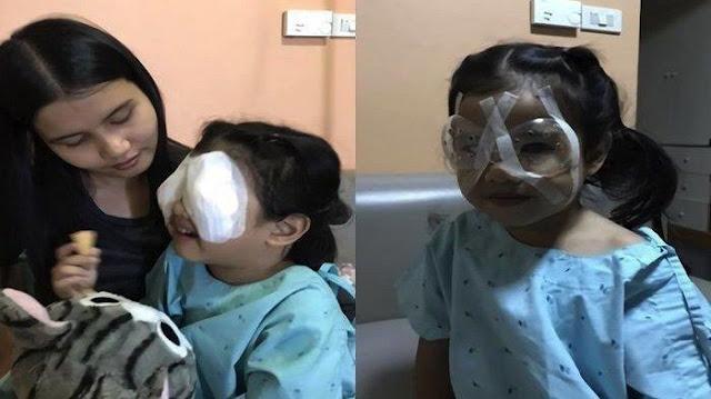 Akibat Anak Kecanduan Bermain Hp, Balita 4 Tahun Ini Harus Jalani Operasi Mata Karena Derita Gangguan Ini