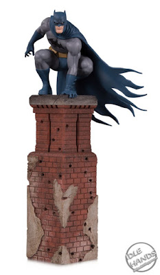 SDCC 2018 DC Collectibles Bat-Family Multi-Part Statue Set Batman