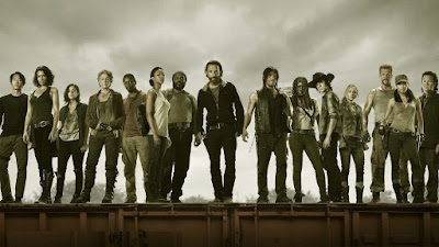 The Walking Dead, series