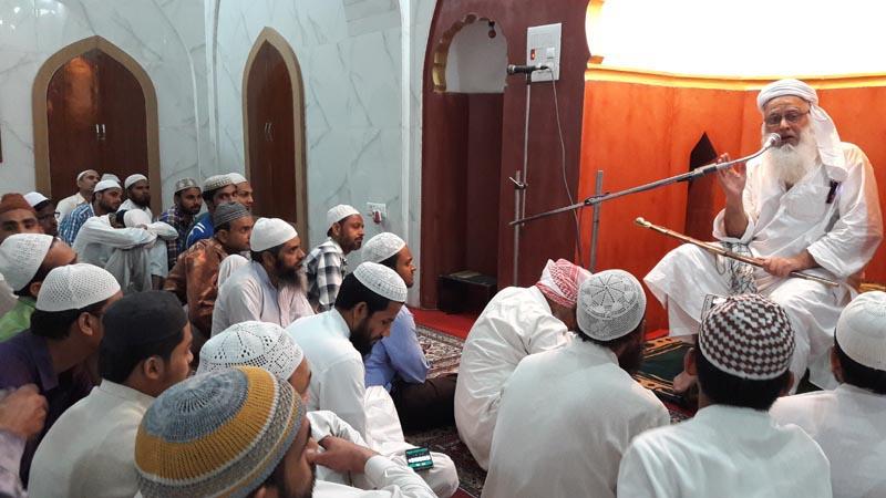 शाही इमाम मौलाना हबीब उर रहमान सानी लुधियानवी