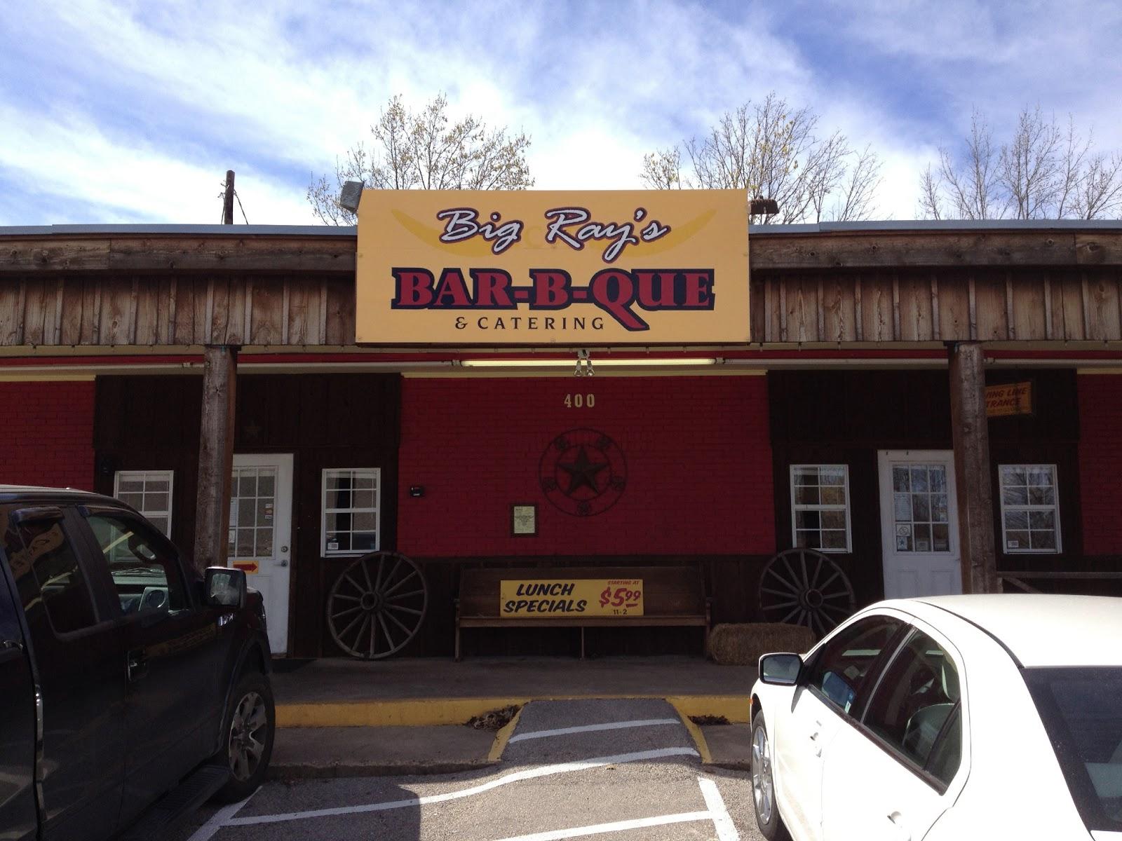 a27c219b3 Smokin Ronnie's BBQ <---click to begin...: Big Ray's BAR-B-QUE Allen Tx.