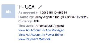 halaman Ads Manager