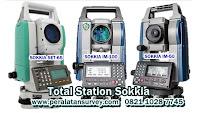 #WEB Resmi Peralatan Survey Total Station SOKKIA