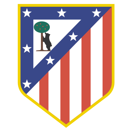 Logo Vector Klub Sepakbola Atletico Madrid