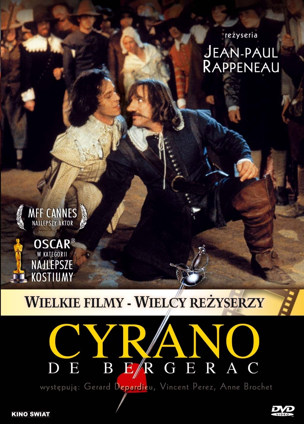 """honor is cyrano de bergerac Roberto alagna sings the title character's act i aria from """"cyrano de bergerac"""" during the gala celebration in honor of joseph volpe in 2006 conductor: plác."""