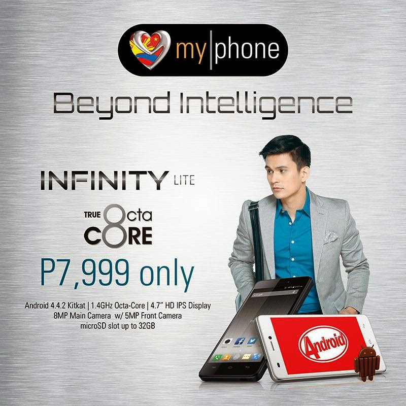 MyPhone Infinity Lite: Specs, Price and Availability