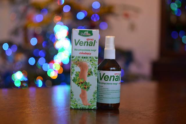 Venal Spray - GORVITA - ZDROWIE PROSTO Z GÓR