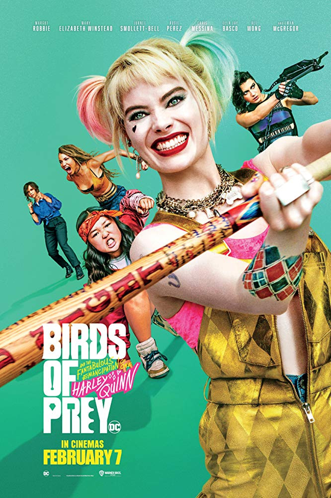 Birds of Prey 2020 English 300MB HDCAM Download