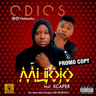 MUSIC: C'Dics Ft X'Caper – Mujojo