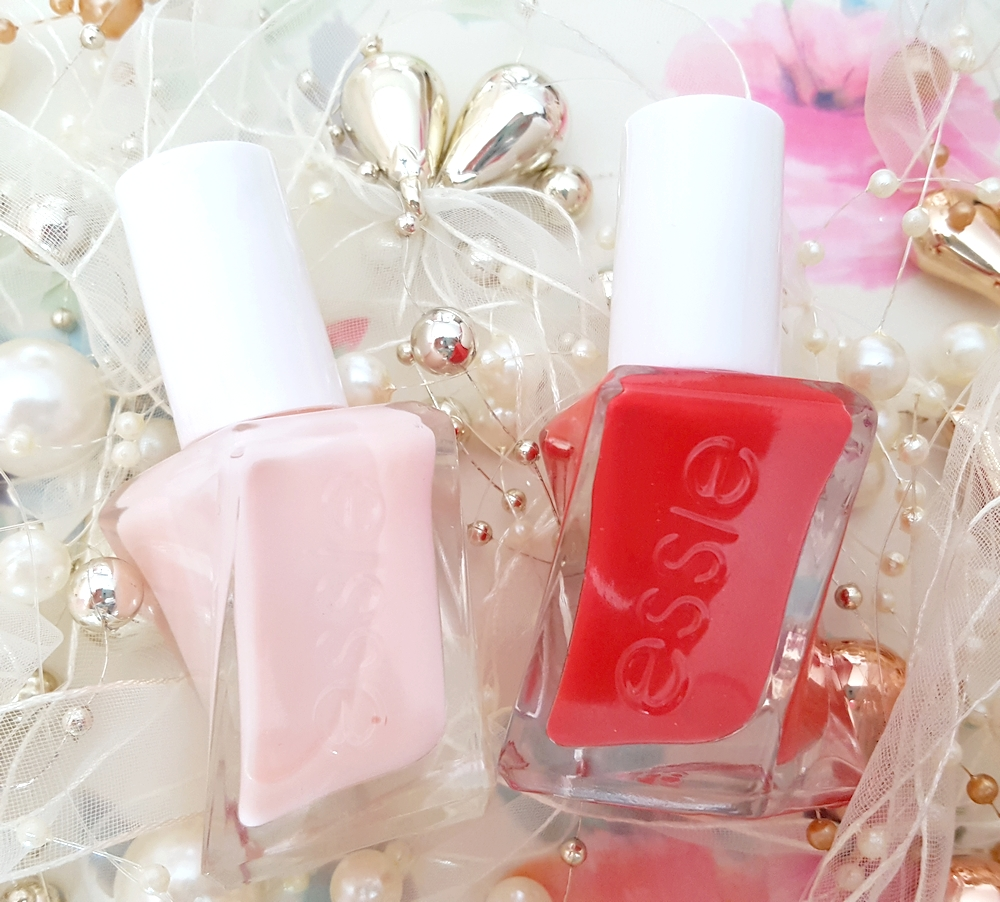 Confetti On The Blog: Essie Gel Couture   Sheer Fantasy