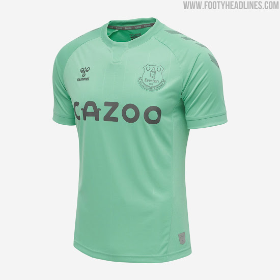 Hummel Everton 20 21 Third Kit Stunning Black Gold Goalkeeper Kit Released Footy Headlines