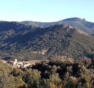 Le village de Duilhac sous Peyrepertuse et ses habitants