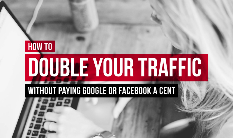 How to Increase Website Traffic 10x Better Than Competitors [Infographic]