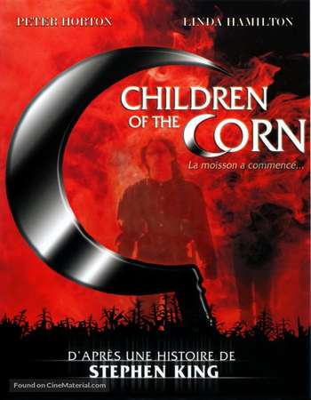 Poster Of Children of the Corn 1984 Hindi Dual Audio 400MB BRRip 720p ESubs HEVC Free Download Watch Online downloadhub.in