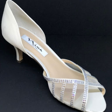 e9e3de07de2 As you might looking for latest cheap inexpensive bridal shoes take a look  over Nina collections ..best special occasion footwear for anytime black  tie ...