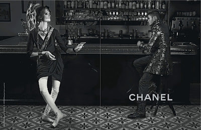 Chanel Pre-Fall 2012 By Karl Lagerfeld