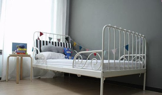 mommo design ikea minnen bed for boys. Black Bedroom Furniture Sets. Home Design Ideas