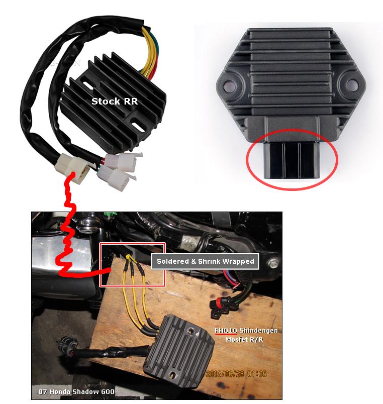 3 R Connector
