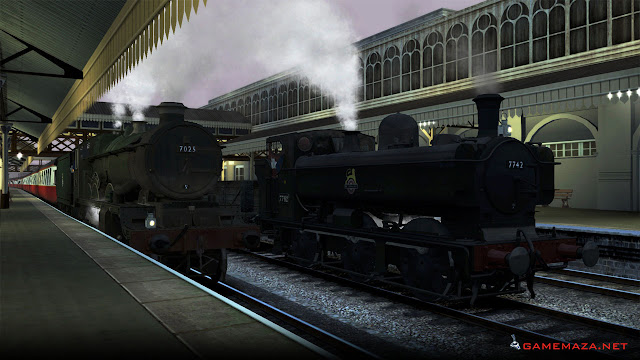Train Simulator 2016 Gameplay Screenshot 1
