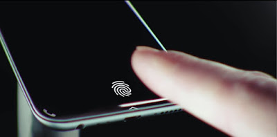 VIVO Under display fingerprint