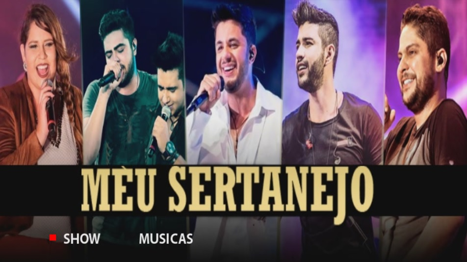 CLICK AQUI  Meu Sertanejo 2016 Vol.1 DVDRip + DVD-R 1