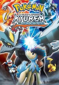 Pelicula 1-Temporada 15-Pokémon-Kyurem Vs El Espadachín Místico-latino