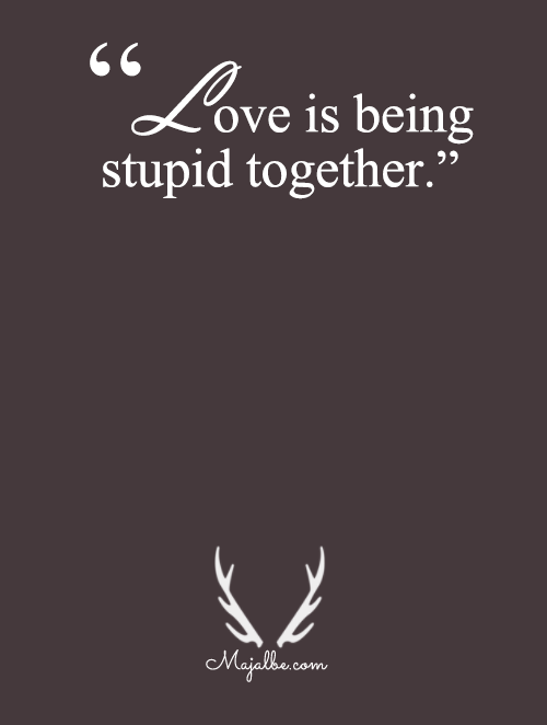 Stupid Together