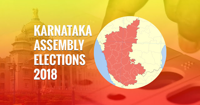 When Karnataka Election 2018 Date