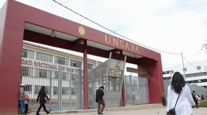 Universidad Nacional de San Antonio de Abad del Cusco - UNSAAC